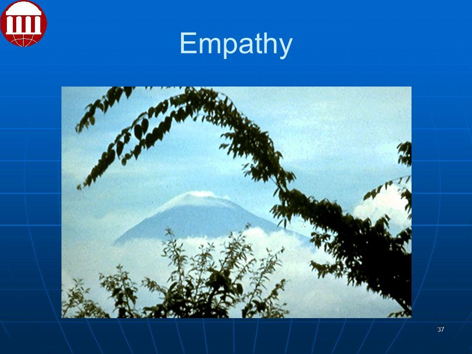 Empathy 37