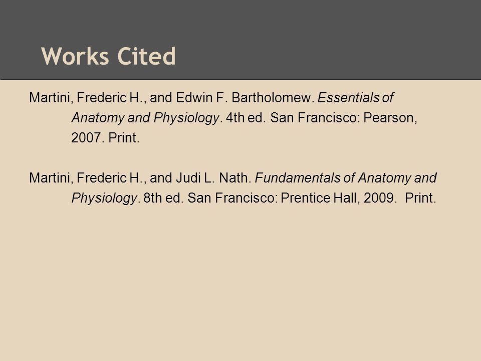 Lujoso Fundamentals Of Anatomy And Physiology 4th Edition Galería ...