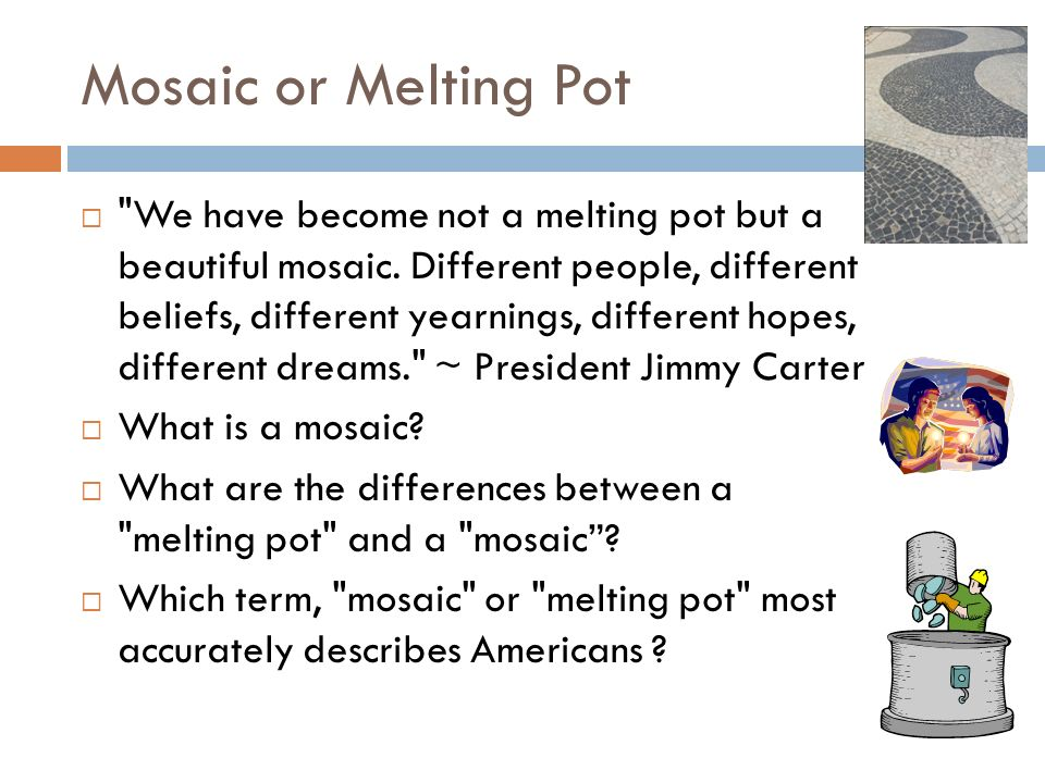 Melting pot  Not in the USA  Yet  But coming soon    Harvard Magazine