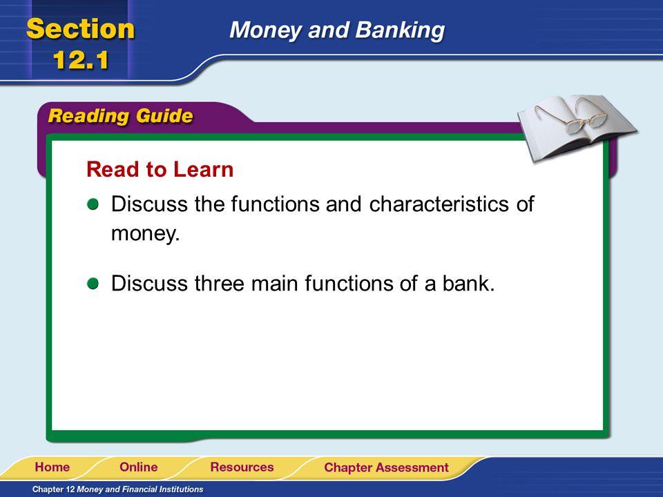 Economics (Money and Banking) Research Topics?