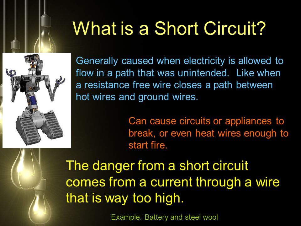 What is a Short Circuit.