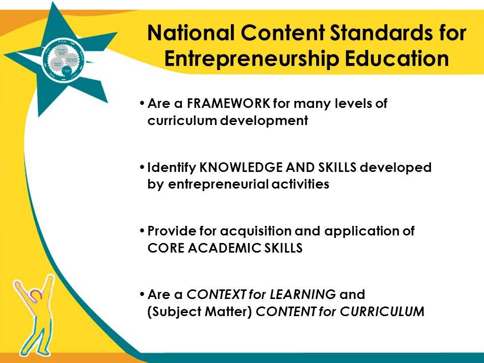 entrepreneurial skills development Development of entrepreneurship skills training modules in fish preservation and marketing the standard deviation 118 development of entrepreneurship skill.