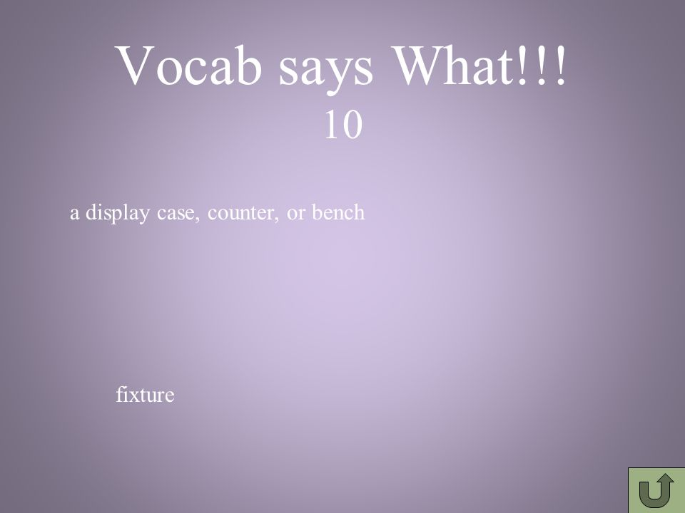 Vocab says WHAT!!. Vocab Rocks My socks. Media….