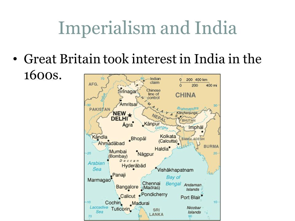 imperialism of india by britain essay