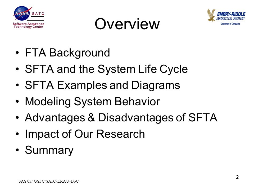 fta advantages and disadvantages Talk:fault tree analysis discussion on some of the advantages and disadvantages of fta versus i have just modified 2 external links on fault tree analysis.