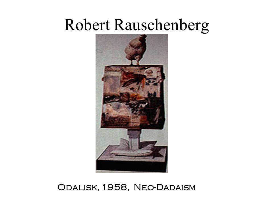 Odalisk Rauschenberg