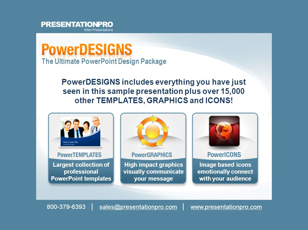 Free Powerpoint Graphics Templates