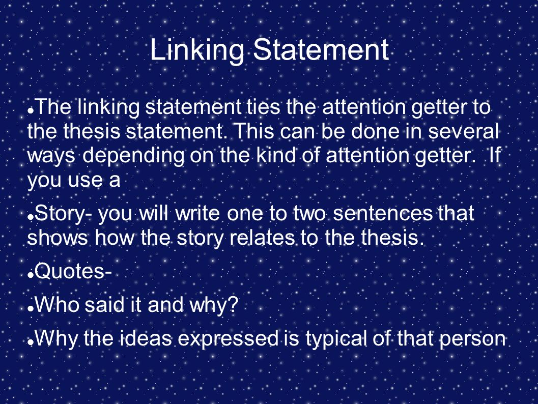 can you use quote thesis statement This resource provides tips for creating a thesis statement and examples of different types of thesis so you may need to revise your thesis statement to.