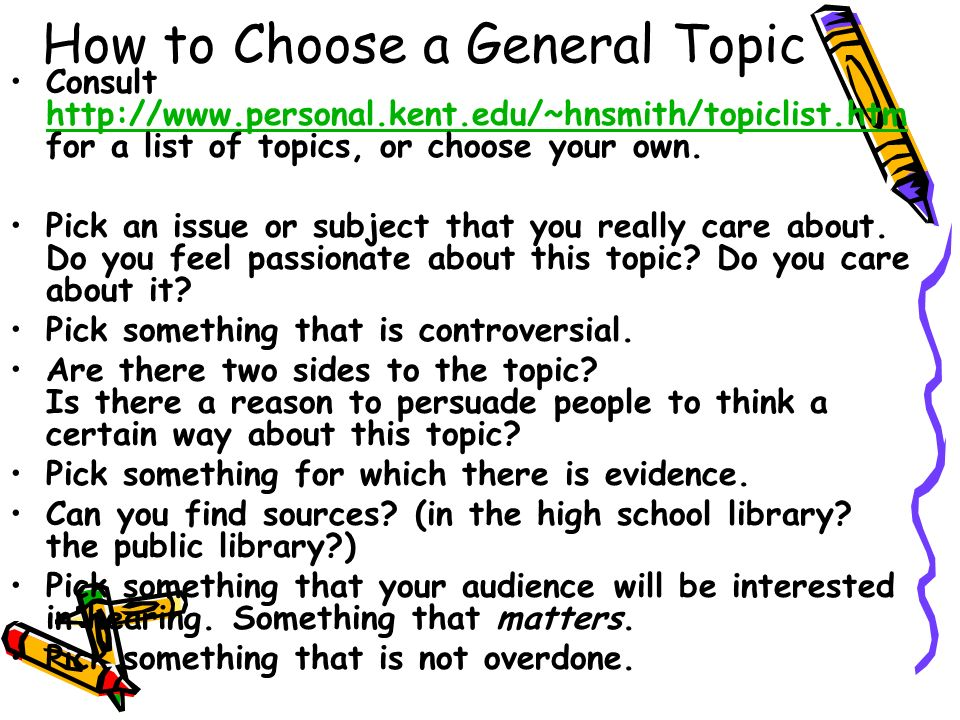 I need a list of controversial issues?
