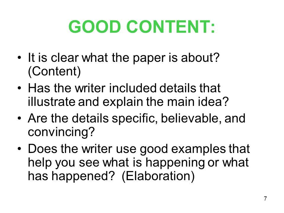 5Th Grade Persuasive Essay Examples