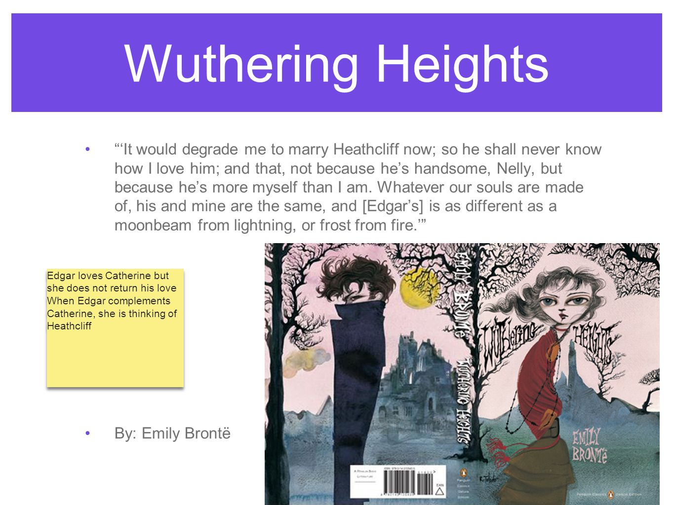 wuthering heights essays nelly
