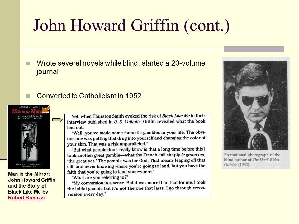 John Howard Griffin Transformation