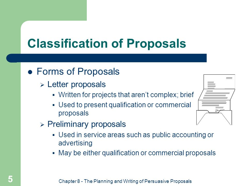 persuasive proposal How to write a winning business proposal a winning business proposal is focused and persuasive, answering basic questions about the product or service you plan to provide, setting a price, and explaining why your proposal is the only solution that the recipient needs to consider.
