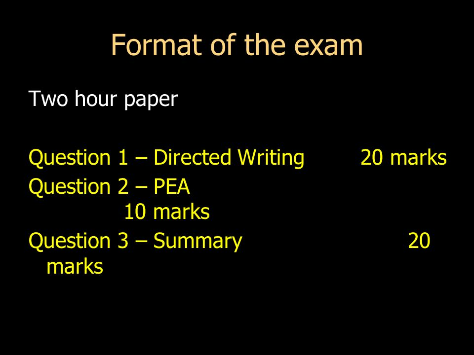 Question to all the students of IGCSE?