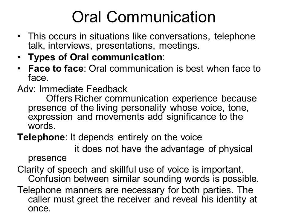 Essay Communication
