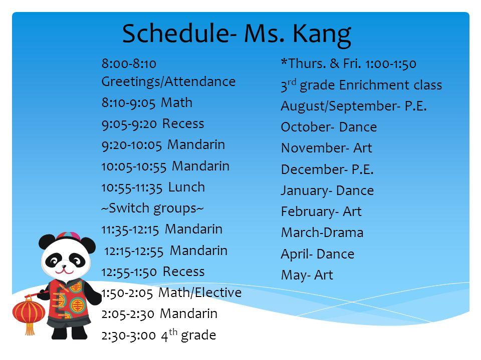 Redding school of the arts mandarin immersion program welcome 4 schedule m4hsunfo Images