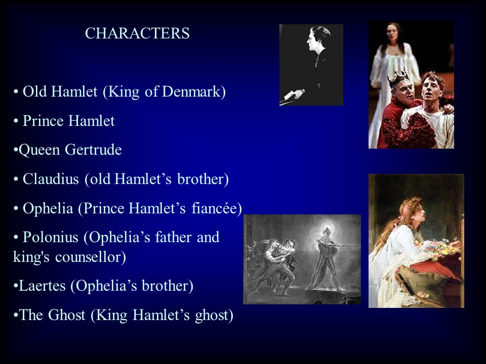 an analysis of the characters and plot in the play hamlet Laertes is a minor character who plays a major role in william shakespeare's play 'hamlet laertes in hamlet: character analysis plot to kill him and asks.