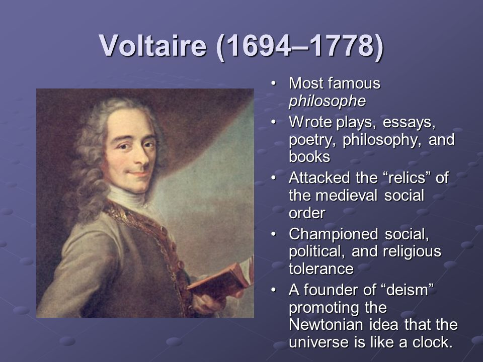 an essay on tolerance voltaire Book digitized by google from the library of oxford university and uploaded to the internet archive by user tpb.