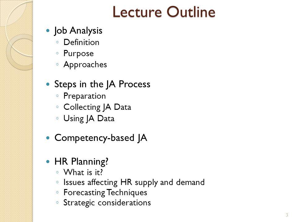 Analysis assignment