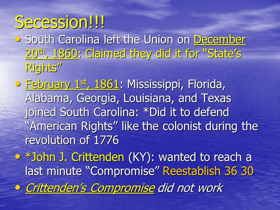 Secession!!.