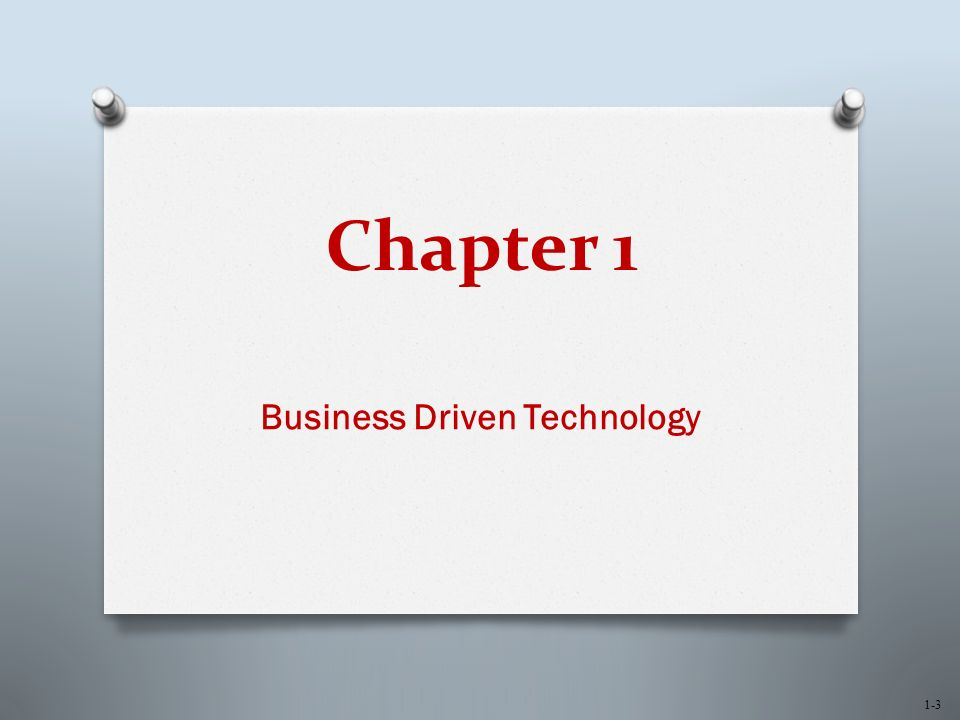 1-14 Common Departments Working Interdependently THE SOLUTION: MANAGEMENT INFORMATION SYSTEMS