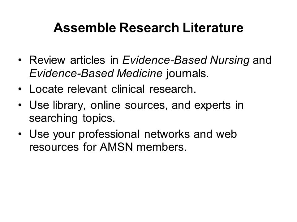 nursing research article critique sample