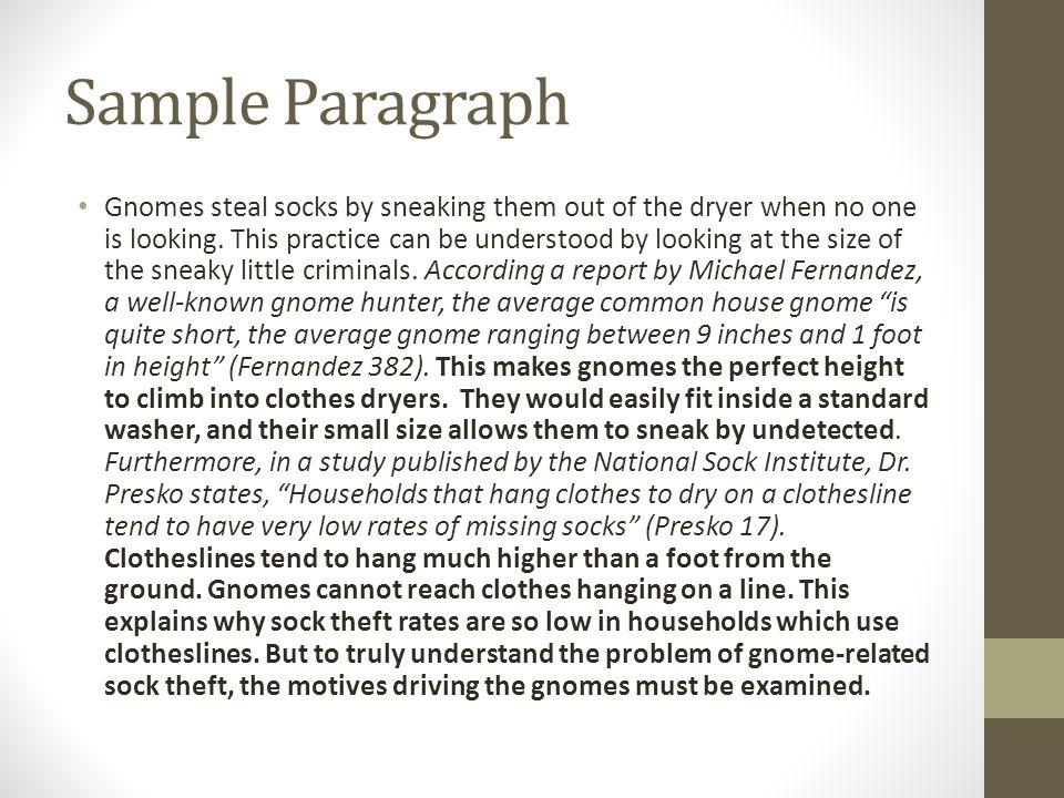 Sample melcon essays