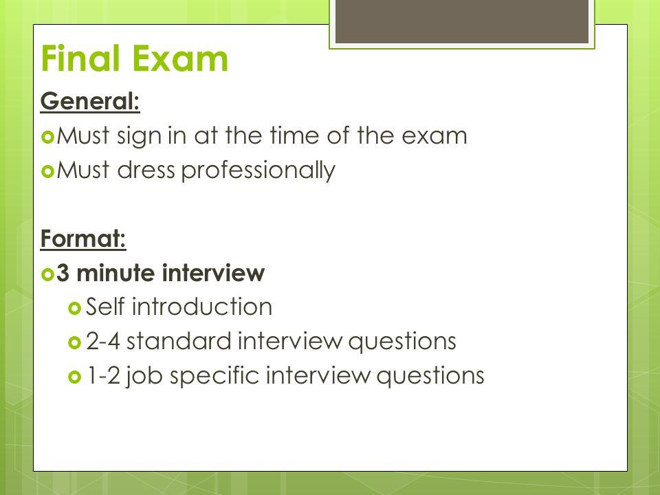 scenario based interview questions