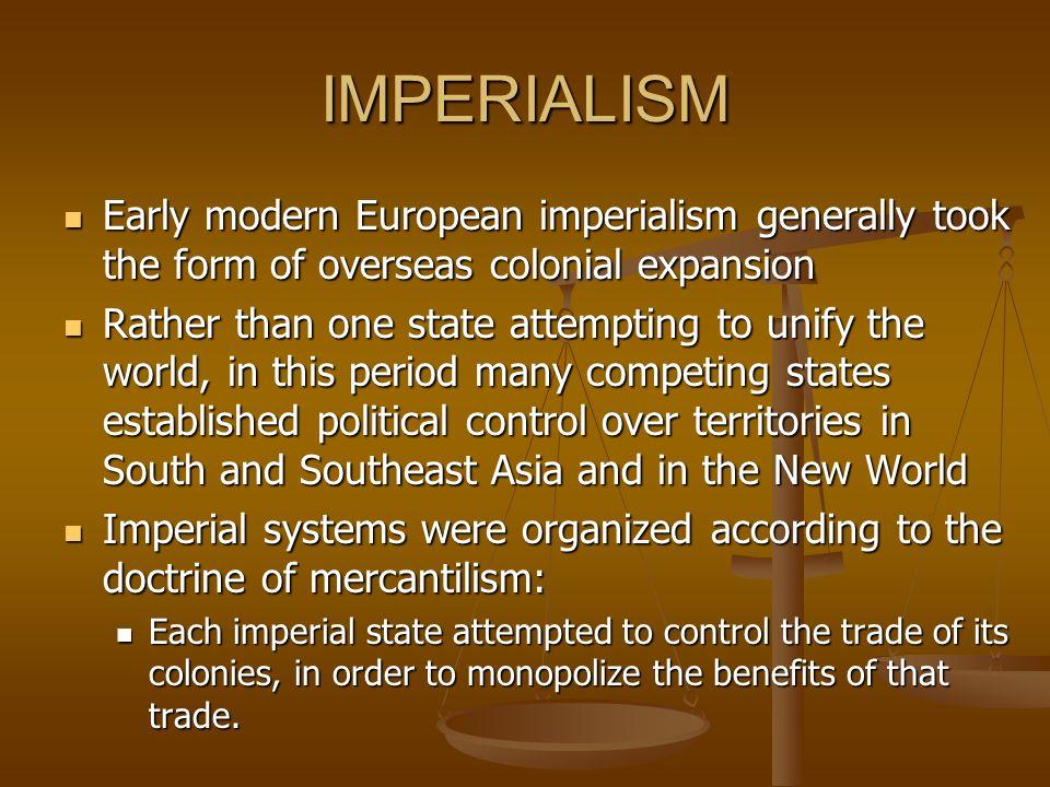 economic imperialism