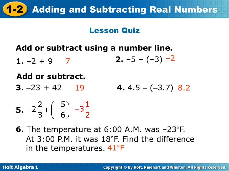 subtracting real numbers worksheet Brandonbriceus – Subtracting Real Numbers Worksheet