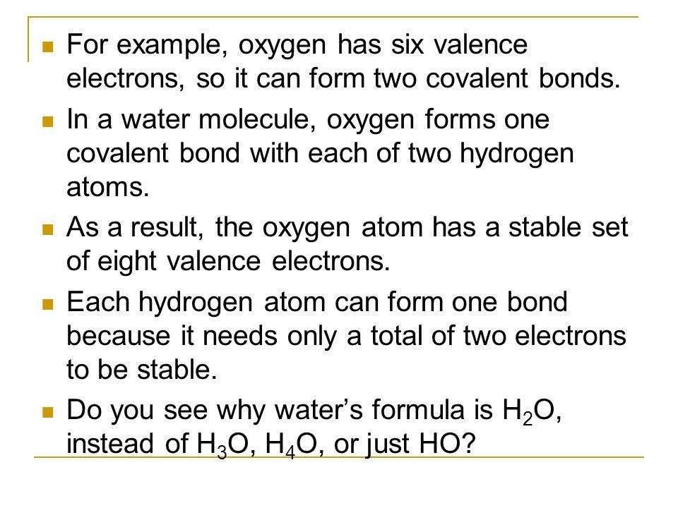 Covalent Bonds. How Covalent Bonds Form Atoms can become more ...