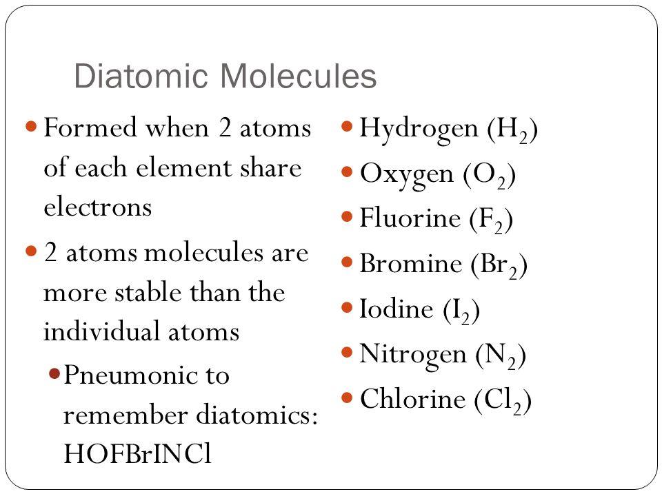 LT 2: Covalent Bonding. Why do atoms bond? Atoms gain stability ...