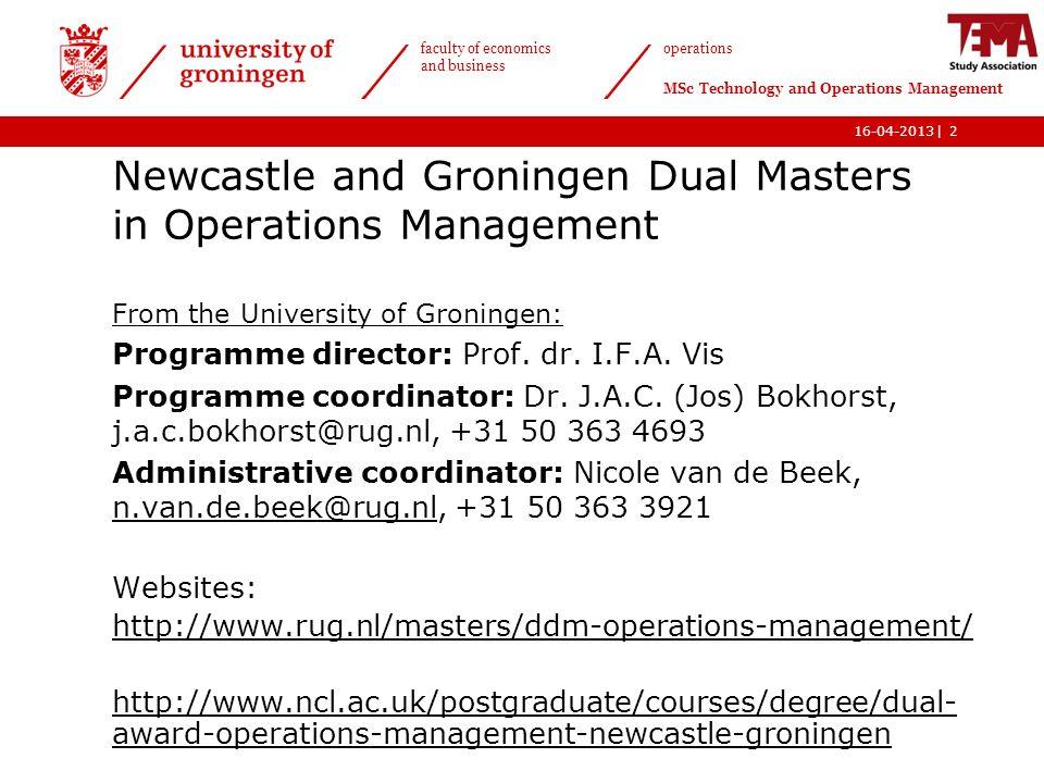 Performance Management Dissertation