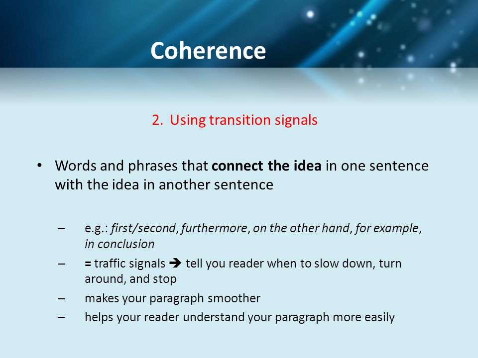 Is this a good sentence, and does it have coherence?