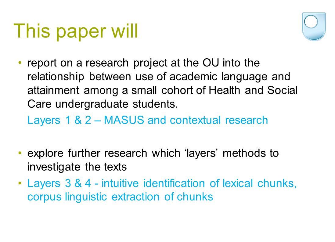 academic essay vs. research paper