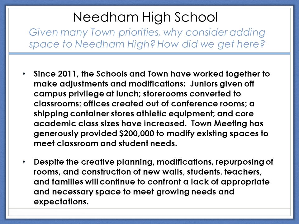Needham and Lodi Senior Elementary We were the first class to graduate from  Lodi Senior Elementary School