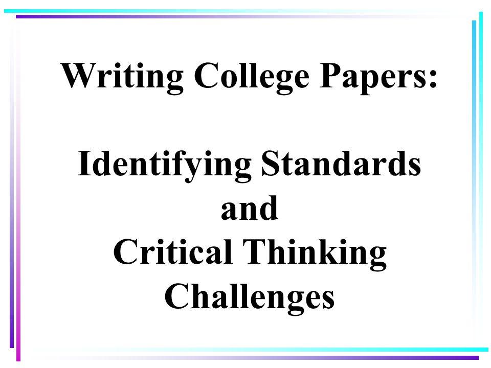 Essay On Thinking
