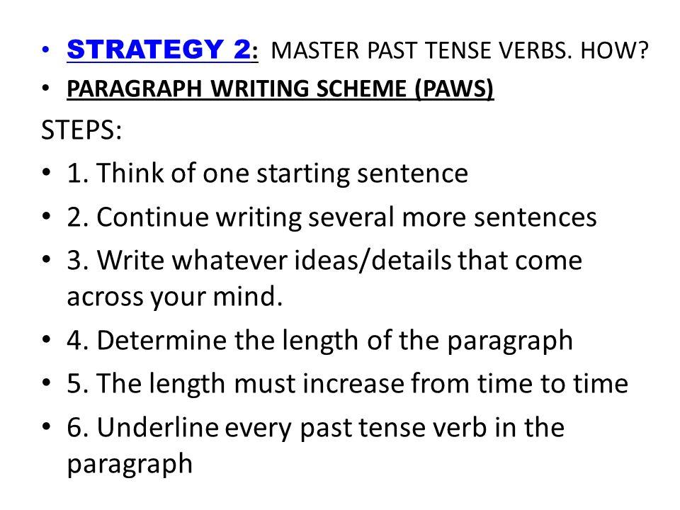 starting a scholarship essay