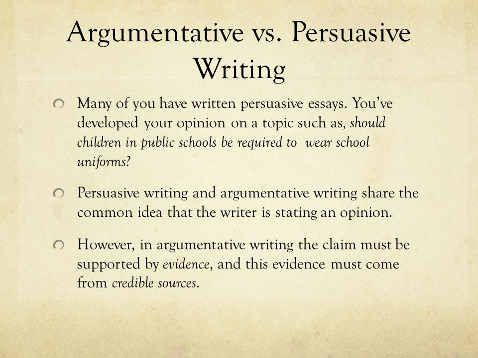 Writing An Argumentative Essay The United States' Decision to Drop ...