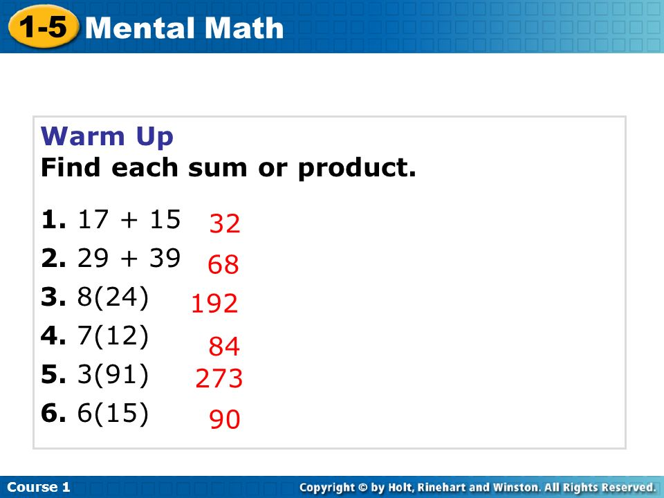 math worksheet : mental math sums for grade 7  first grade mental math  : Mental Math Worksheets Grade 7