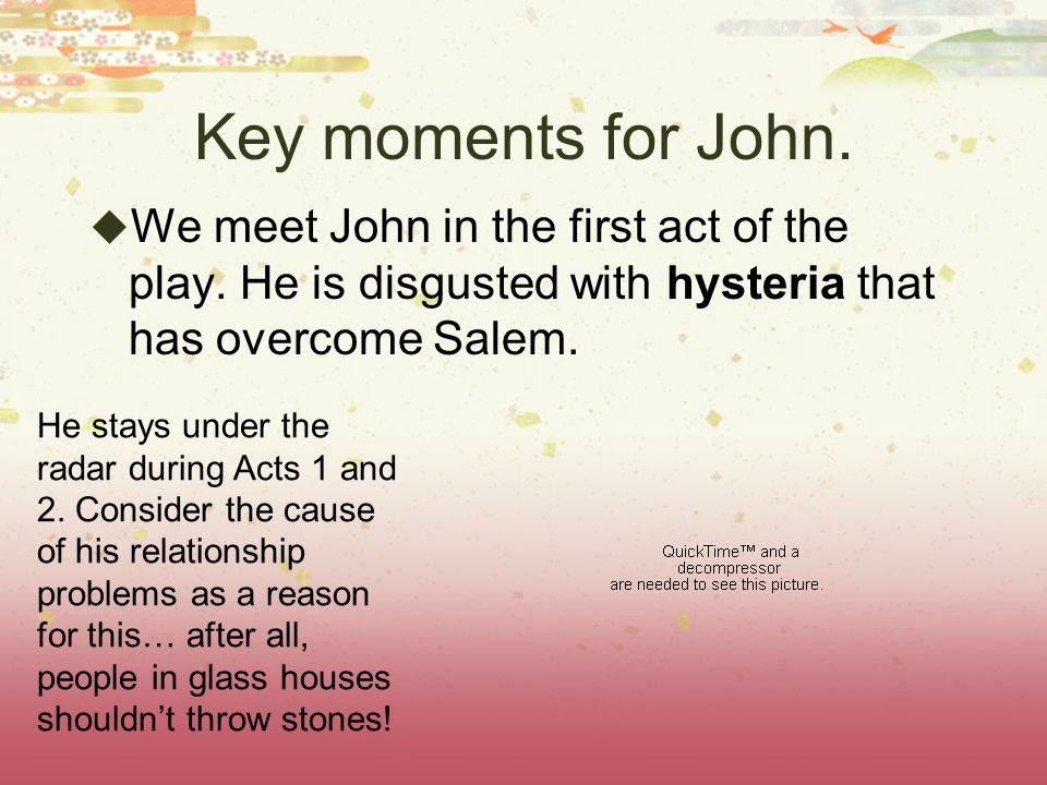 John proctor tragic hero essay