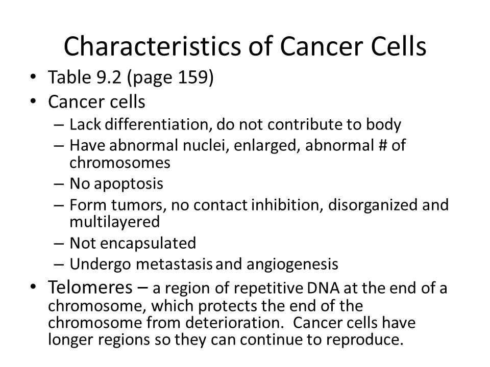 Cell Cycle and Cancer. Cancer Terms Neoplasm – new, abnormal ...
