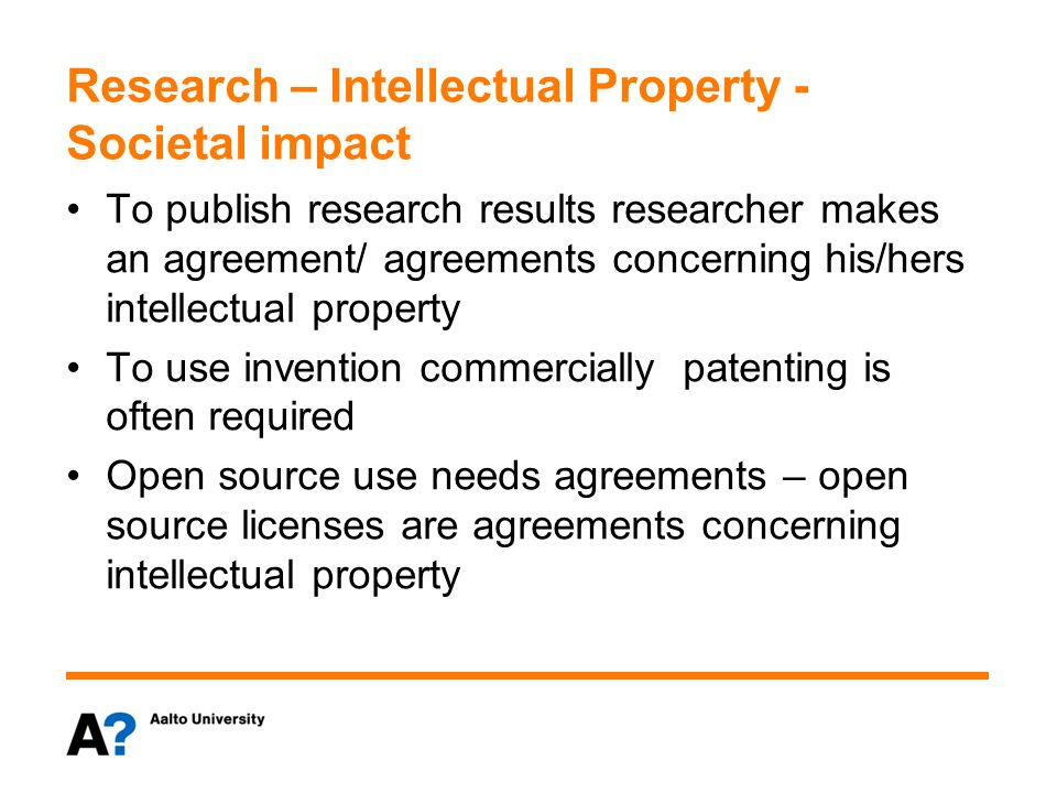 thesis on intellectual property rights