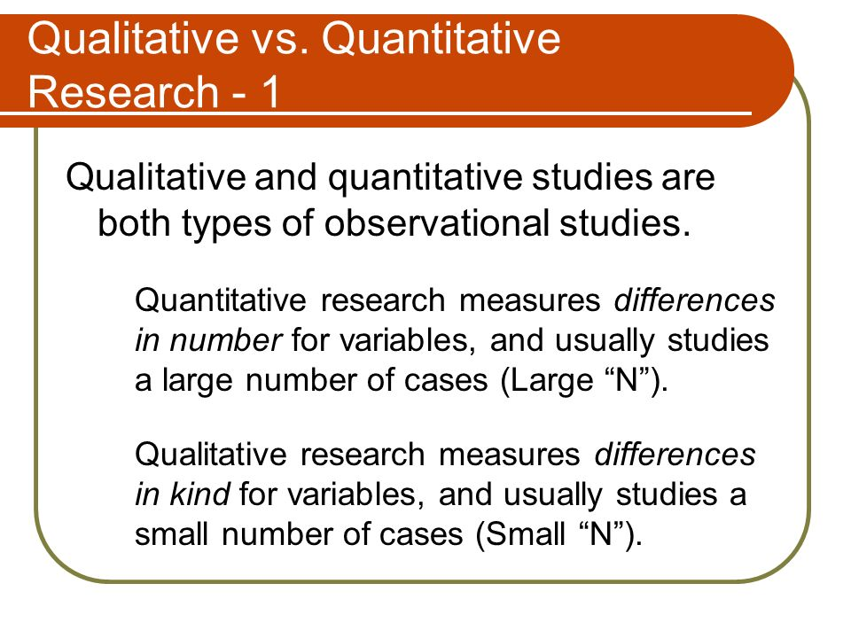 quantitative approach in research Get expert answers to your questions in quantitative & qualitative research, content analysis and statistics and more on researchgate, the professional network for scientists.