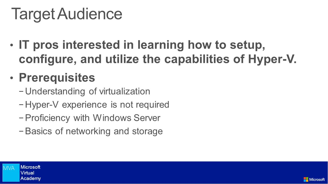 Microsoft virtual academy microsoft virtual academy ppt download 4 microsoft virtual academy 1betcityfo Gallery