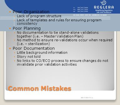 rocky mountain raps process validation presentation 6 7 06 by clay