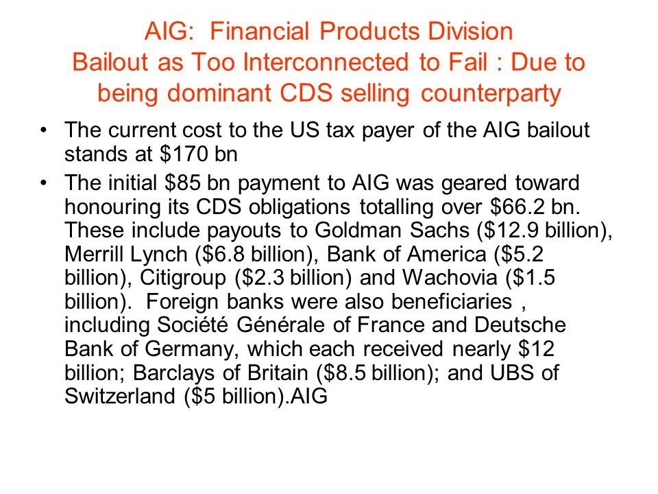 aig failures essay Topic: aig accounting scandal order description coursework guide linerequired to select a corporate accounting scandal that was caused due to wrong adoption of the accounting standards or misrepresentation of the financial accounts or corporate governance failuresreport should be under the following headings with critical arguments.