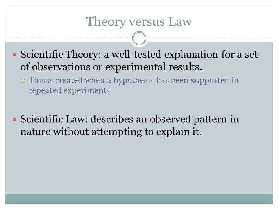 Scientific theory - Wikipedia