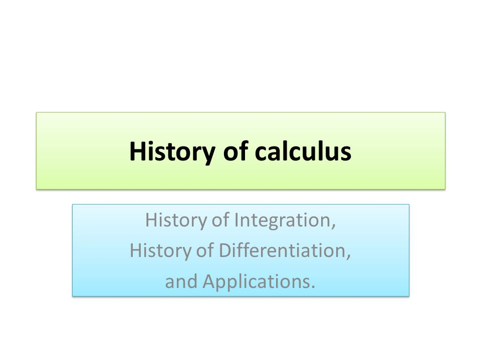 What is the derivative and how has it influenced calculus?
