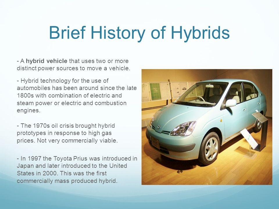 The Pros of Hybrid Vehicles By Nicolas Silveira Chelita Borbon ...